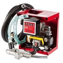Мини АЗС для дизельного топлива 220 В